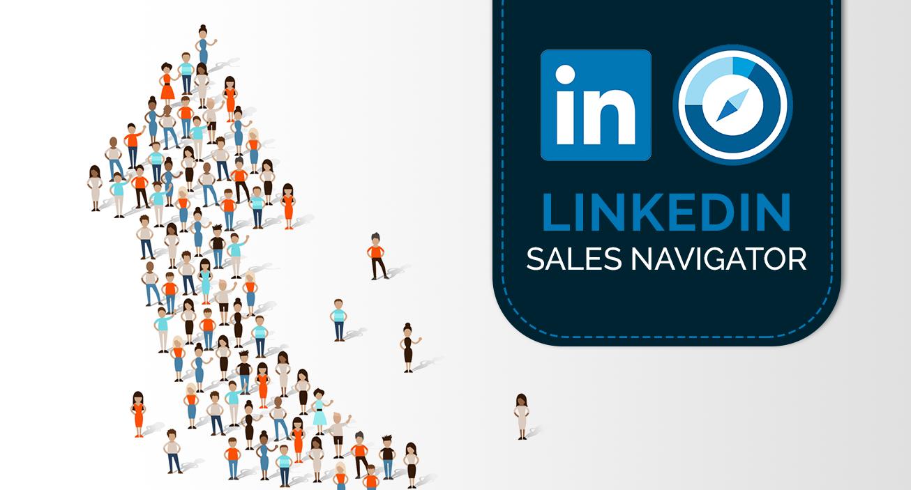 Linked Sales Navigator